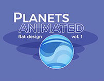Planets Animated - Vol. 1