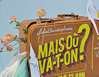 "Festival ""Mais où va-t-on ?"" 2015 / 2016"