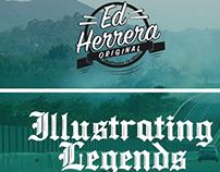 Ilustrating Legends