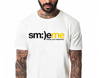 SmileMe - Design your happines - tshirt&poster