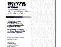 """Diagramación """"PROMOCIÓN DE LA SALUD SEXUAL"""""""
