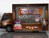 SNICKERS ROAD SHOW