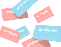 Smöowie · Natural Bar Branding