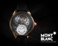 Montblanc Villeret Tourbillon Bi-Cylindrique