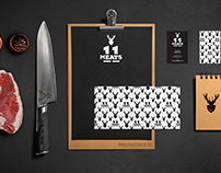 11 Meats / Corporate Identity