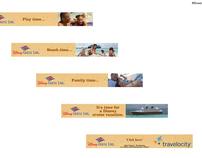 Disney Cruise Line Banner Ad