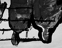 Pas de deux. letter 5 | BLACK SQUARE