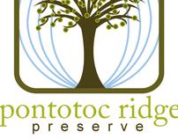Pontotoc Ridge Logo Redesign - Student Work