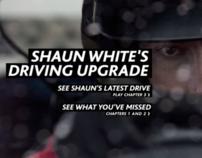 Shaun White's Driving Upgrade - BFG