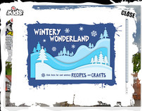 Prairie Farms Kids - Wintery Wonderland Web Promo