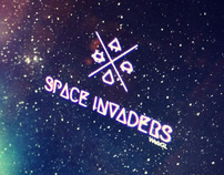 Space Invaders 2012 - WebGL Experiment