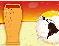 Infografía cerveza