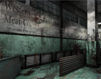 UDK Slaughterhouse Level