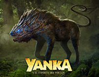 Creature design - YANKA (movie 2018)