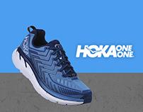 Diseño Anuncio - Hoka