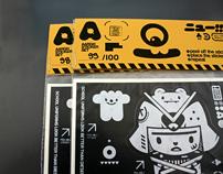 AARGH x EROR mag stickers