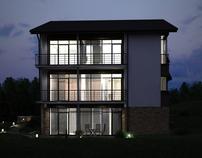 Mezapark house visualization