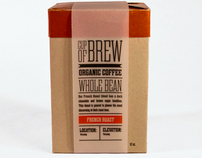 Cup of Brew - Branding & Package Design