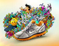 Nike Night Run Style