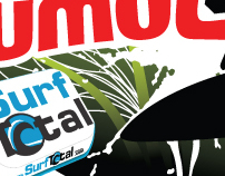 Tshirt Sumol/SurfTotal