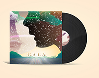 G. A. L. A. Album Art