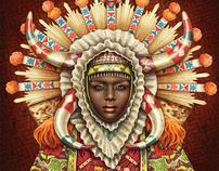 African Madonna