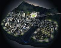 LEXUS 3DCity