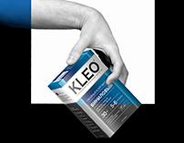 Редизайн упаковки KLEO