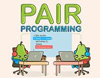 Pair Programming | Tshirt Design Contest