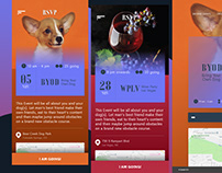 Adobe Daily Creative Design Challenge - Day 2