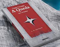Book Cover - Vento Uivante: A Queda