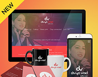 Anchor Website and branding