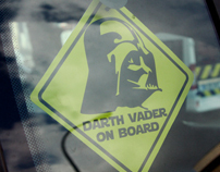 Star Wars Characters on Board