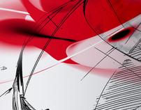 Audi Big Bang Art Basel Miami 2009 Concept Art