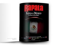 Rapala comes to Mexico