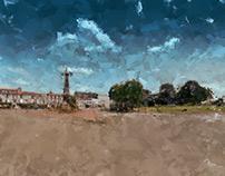 Memorial - Rochefort-sur-Mer