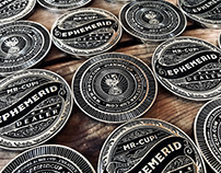 Mr Cup 2020 business card-coin