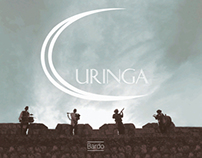 CD Digipack for Curinga