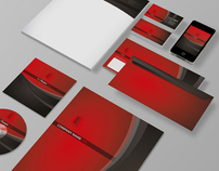 Redtower Corporate identity // Branding