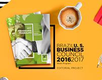 Brazil - U. S. Business Council Work Program