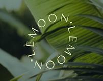 LEMOON / Cafe & Bar branding concept