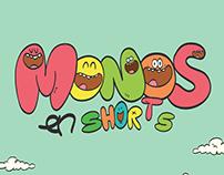 Monos en Shorts