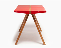 Eleven Table by Strand Design
