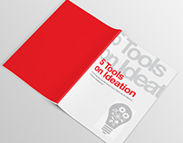 5 Tools On Ideation Booklet