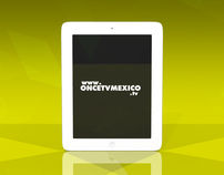 ONCE TV MEXICO video on demand