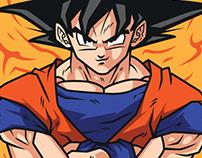 Goku X adidas
