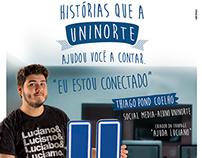 Campanha Institucional - UniNorte