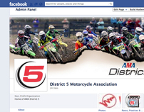 D5 Facebook Page