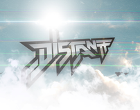 Distantt Logo Artwork