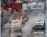 2007 Midtown Manhattan Con Edison Steam Pipe Explosion